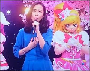木村佳乃、プリキュア、主題歌