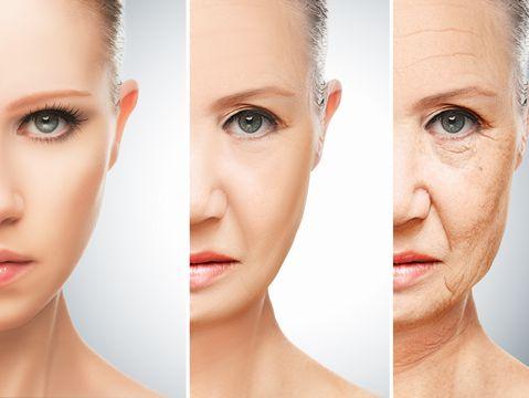 健康、老化予防