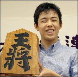藤井聡太、将棋