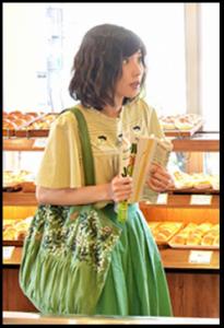 ウチの夫は仕事ができない、松岡茉優、3話、衣装