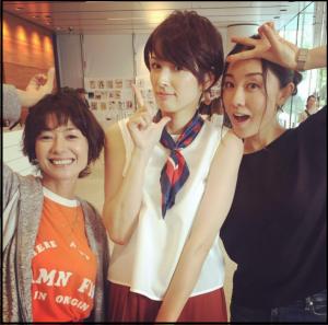 セシルのもくろみ、吉瀬美智子、ハマユカ、2話、衣装、真似