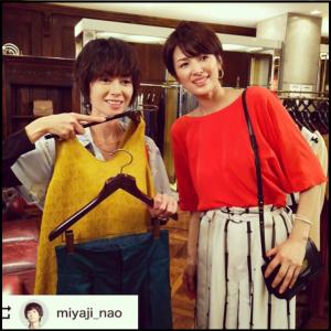 セシルのもくろみ、4話、吉瀬美智子、ハマユカ、ドラマ衣装、真似