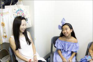 太田真理子、ララ、フォーシスアンドカンパニー、親子