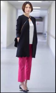 ドクターX、米倉涼子、ドラマ衣装、真似、セクシー