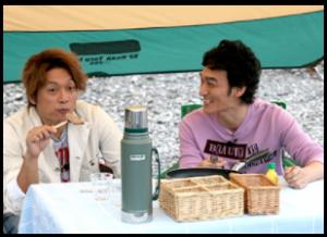 おじゃマップ、香取慎吾、草彅剛、シンツヨ、共演