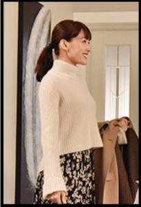 奥様は取り扱い注意、8話、ドラマ衣装、綾瀬はるか、真似