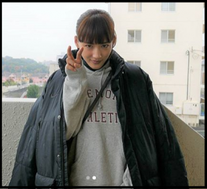 奥様は取扱い注意、第7話、綾瀬はるか、ドラマ衣装、真似