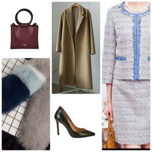 ドクターX、米倉涼子、衣装、真似、ファー、ツイード