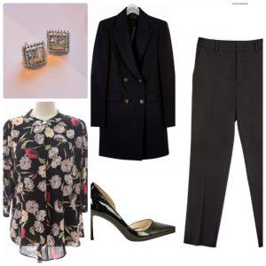 ドクターX、米倉涼子、ドラマ衣装、真似、ファッション、9話
