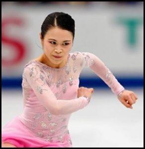 女子フィギュア、オリンピック、メイク、宮原知子、坂本花織