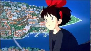 魔女の宅急便、角野栄子、おしゃれ、めがね、旅行、自分をもつ