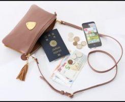 ママポシェット、お財布ポシェット、行楽、旅行、遠足、お出かけ、オススメ