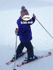 上越交際スキー場、レンタルウエア、キッズ用