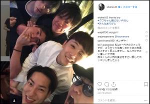 三浦翔平、友達、交友関係、韓国、派手