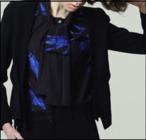 インハンド、2話、菜々緒、衣装、グレーのジャケット、シャツ、どこのブランド?