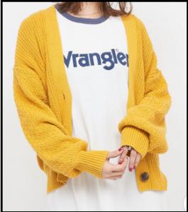 東京独身男子、仲里依紗、ドラマ衣装、第1話、ワンピース、カーデ、どこのブランド?