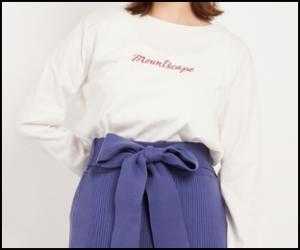 東京独身男子、仲里依紗、衣装、2話、シャツ、コート