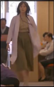 ラジエーションハウス、第2話、本田翼、衣装、トップス、スカート、どこのブランド?