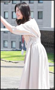 わたし定時で帰ります、第7話、吉高由里子、衣装、ワンピース、ブランドどこの?