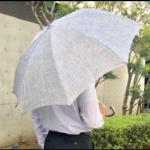 男の日傘、スーツでもカッコよく違和感なし・遮熱&折りたたみ式【厳選】