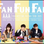 2019【AAAファンミ】埼玉レポ・FANFUNFAN、座席&セトリ・グッズ