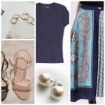 40代・50代【着痩せコーデ】-5キロの夏ファッション、スカート編。