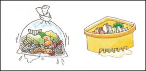 夏の生ゴミ 対策 悪臭 家で簡単 解決法