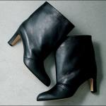 2019秋冬・人気ブーツは筒幅広めワイド&くしゅくしゅ!足が細見え【厳選】