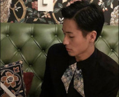 【漆山家2020】漆山葵 就職先 美容室 どこ?イケメン 長男 彼女 その後の関係は?