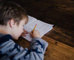 小学生 男子 母親 日常 勉強 やり方 教育法 自己紹介